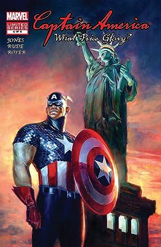 Captain America: What Price Glory? (2004) #4 (of 4)