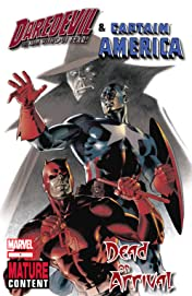 Daredevil & Captain America: Dead On Arrival (2009) #1