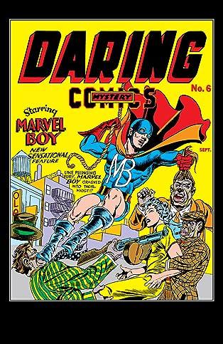Daring Mystery Comics (1940-1942) #6