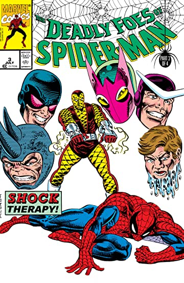 Deadly Foes of Spider-Man (1991) #3 (of 4)