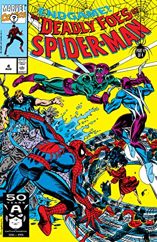 Deadly Foes of Spider-Man (1991) #4 (of 4)