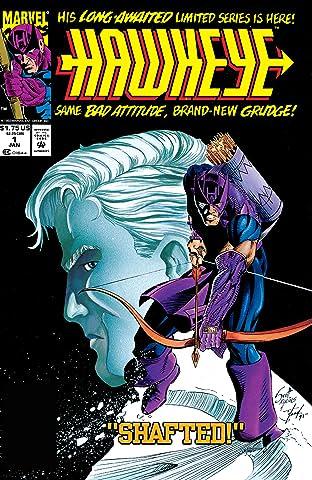 Hawkeye (1994) #1