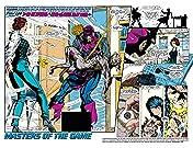 Hawkeye (1994) #2