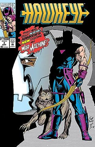 Hawkeye (1994) #3