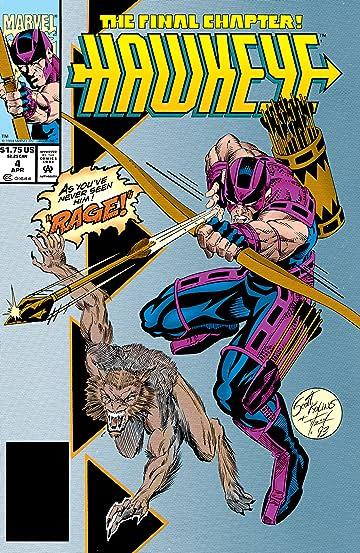 Hawkeye (1994) #4