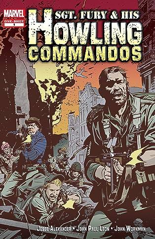 Sgt. Fury & His Howling Commandos (2009) #1