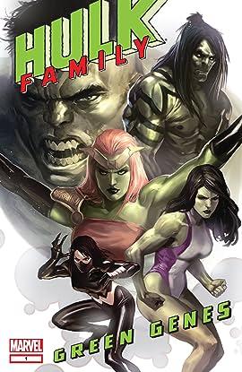 Hulk Family: Green Genes (2008) #1