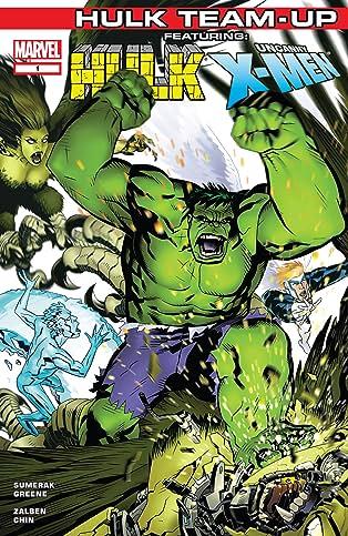 Hulk Team-Up (2009) #1