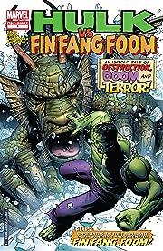 Hulk VS Fin Fang Foom (2008) #1