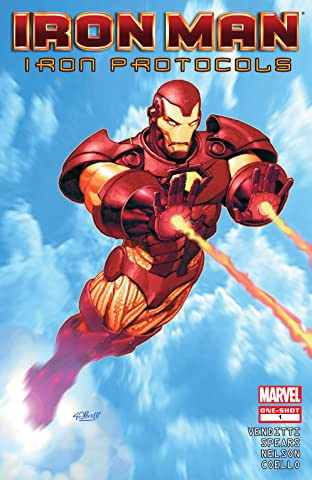 Iron Man: Iron Protocols (2009) #1