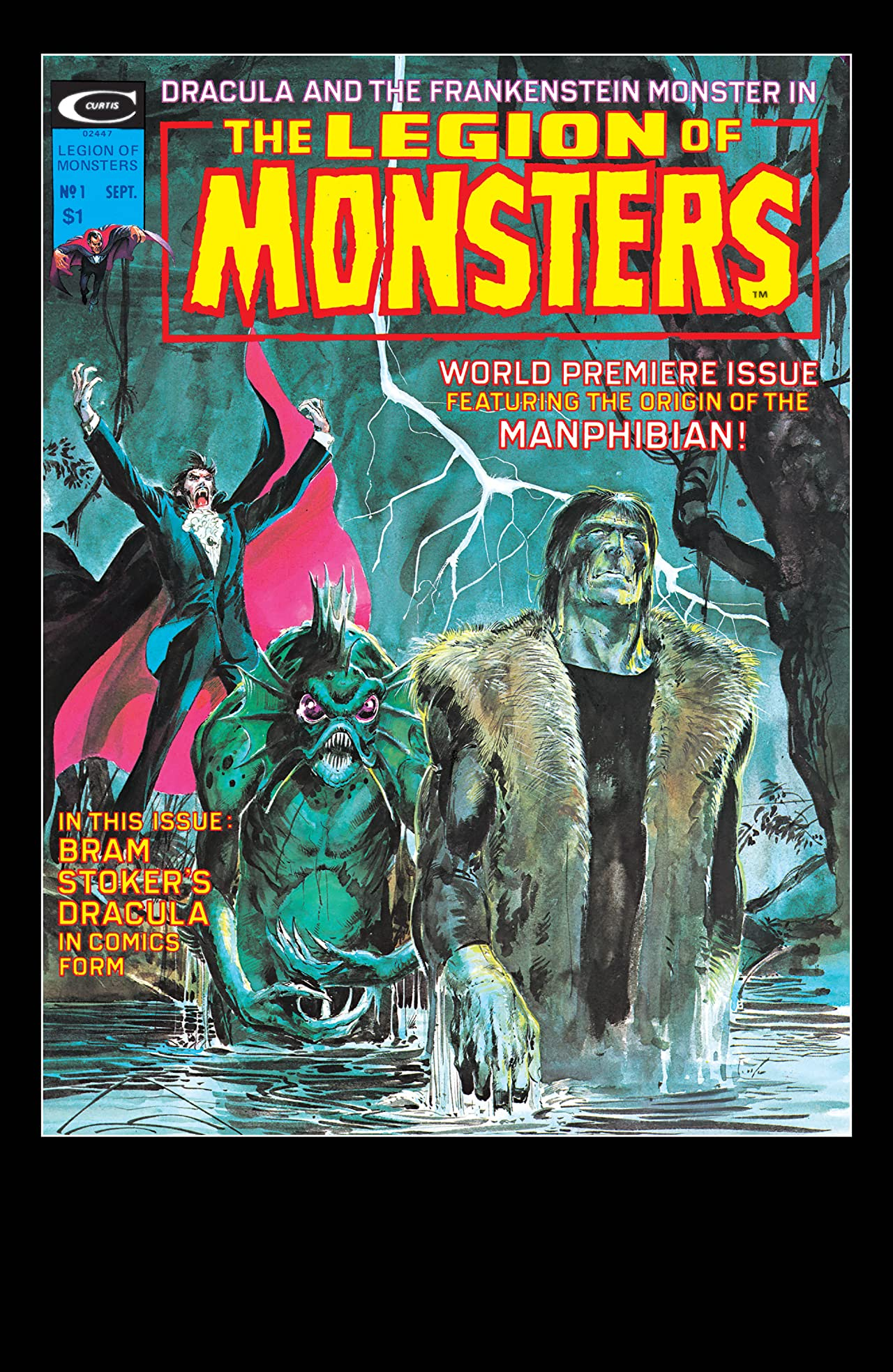 Legion of Monsters (1975) #1