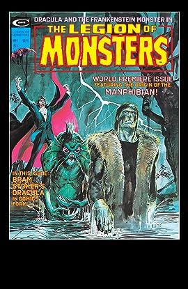 Legion of Monsters (1975) #1