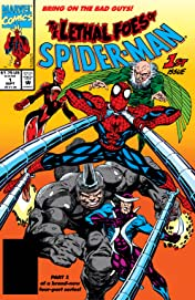 Lethal Foes of Spider-Man (1993) #1