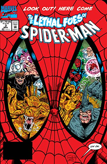 Lethal Foes of Spider-Man (1993) #3