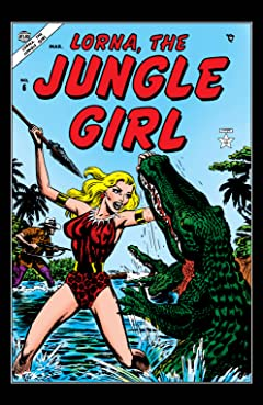 Lorna, The Jungle Girl (1954-1957) #6