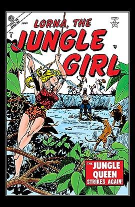 Lorna, The Jungle Girl (1954-1957) #8