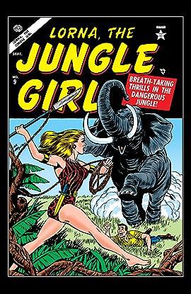 Lorna, The Jungle Girl (1954-1957) #9