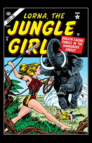 Lorna, The Jungle Girl (1954-1957) #9