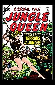Lorna, The Jungle Queen (1953-1954) #1
