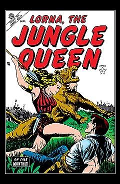 Lorna, The Jungle Queen (1953-1954) #3