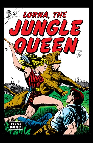 Lorna, The Jungle Queen (1953-1954) #3