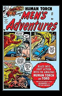 Men's Adventures (1950-1954) #27