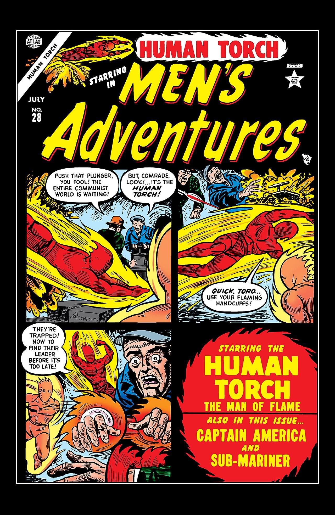 Men's Adventures (1950-1954) #28