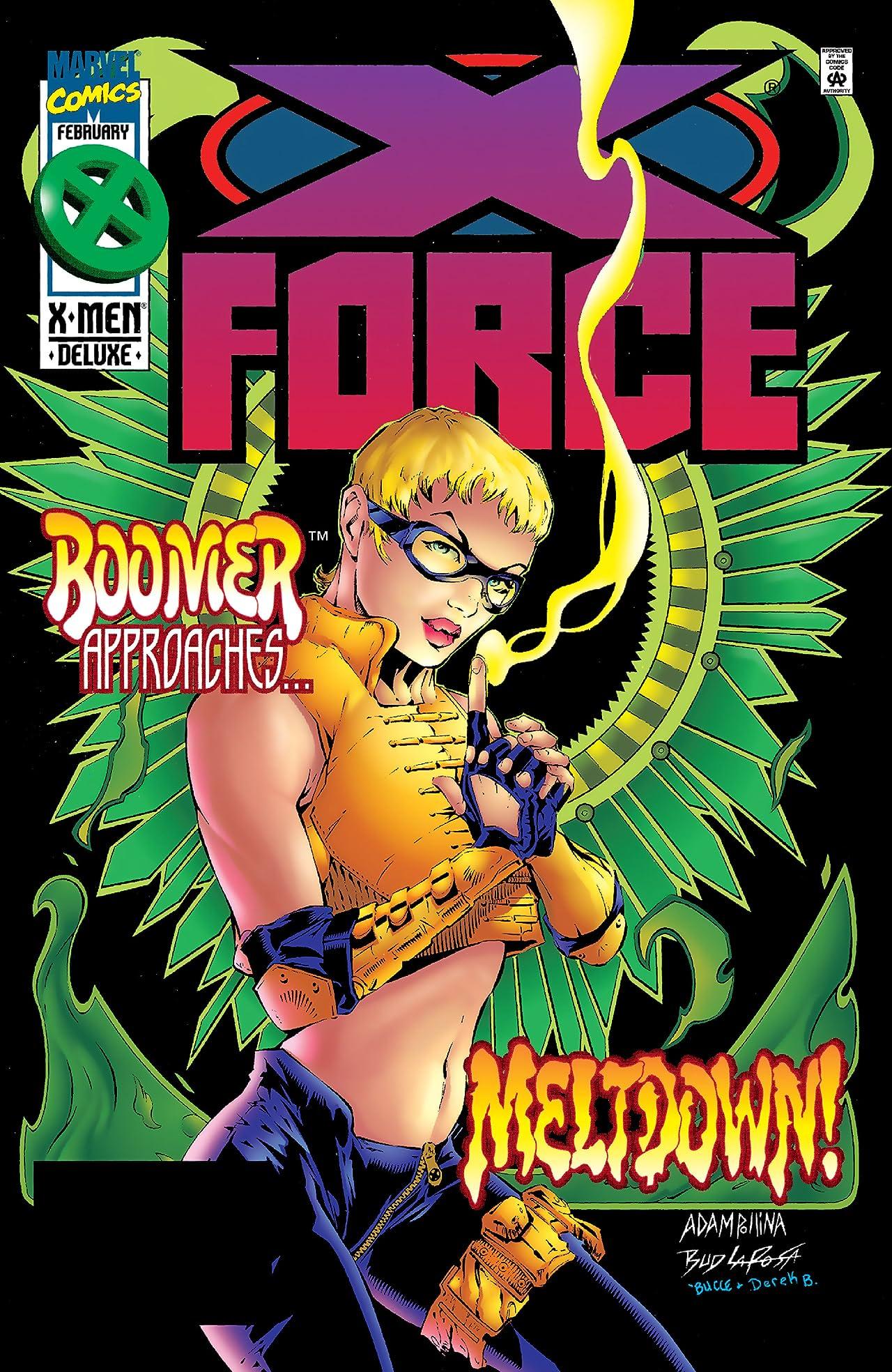 X-Force (1991-2002) #51