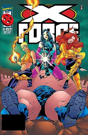 X-Force (1991-2002) #52