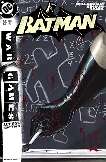Batman (1940-2011) #631