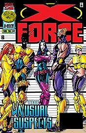 X-Force (1991-2002) #54