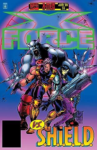 X-Force (1991-2002) #55