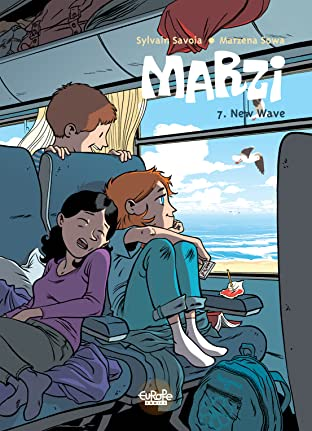 Marzi Tome 7: New Waves
