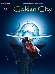 Golden City Vol. 9: The Banks Enigma