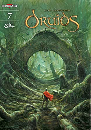 Druids Tome 7: The Missing Souls of Kerné