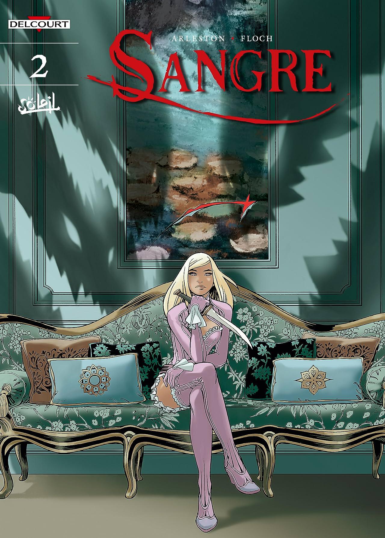 Sangre Vol. 2: Fesolggio the Inexorable Nuisance