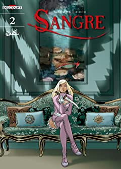 Sangre Tome 2: Fesolggio the Inexorable Nuisance