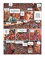 Morea Vol. 6: Death Runs in the Blood