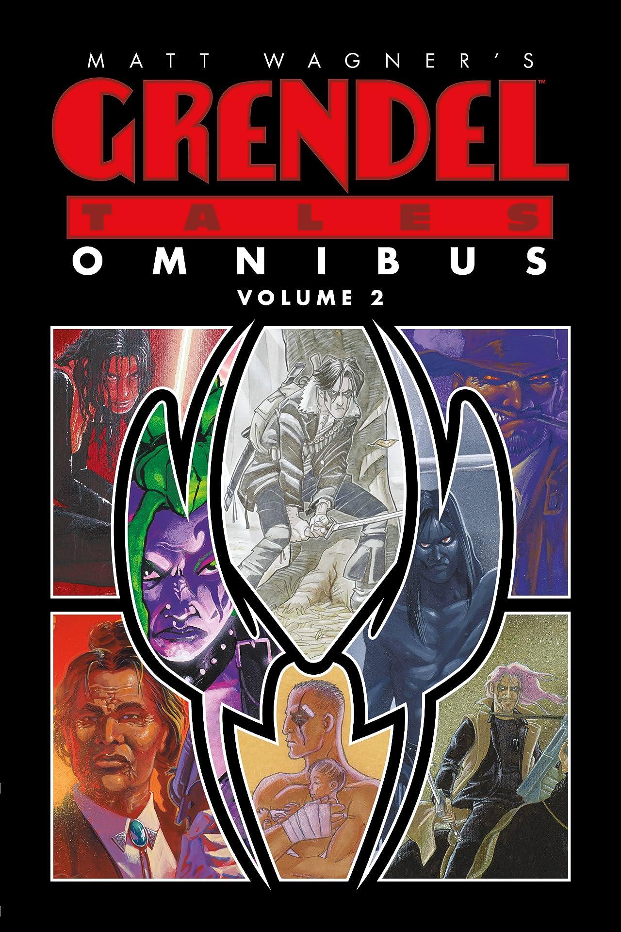 Matt Wagner's Grendel Tales Omnibus Vol. 2