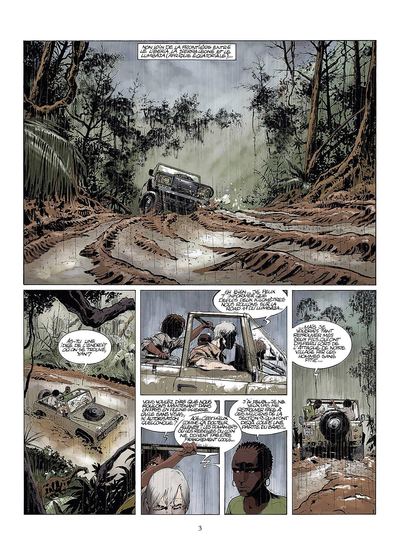 T.N.O. Vol. 3: Bois de guerre