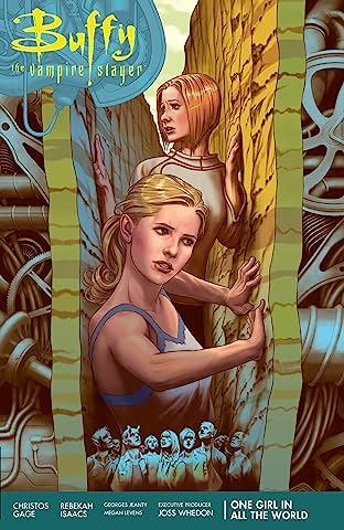Buffy the Vampire Slayer: Season 11 Vol. 2: One Girl in All the World
