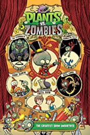 Plants vs. Zombies Vol. 9: The Greatest Show Unearthed