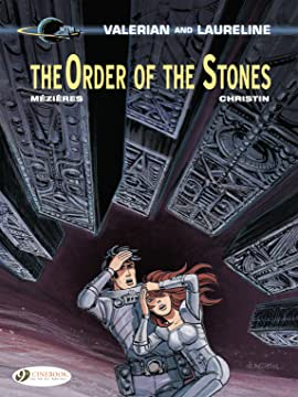 Valerian Vol. 20: The Order of the Stones