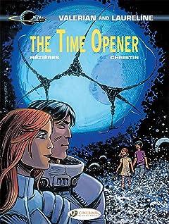 Valerian Vol. 21: The Time Opener
