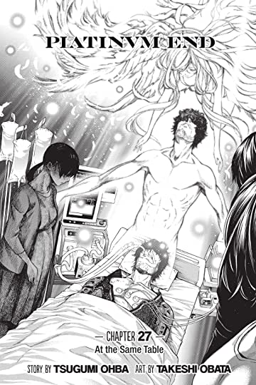 Platinum End: Chapter 27