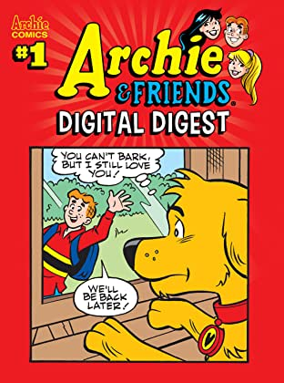 Archie & Friends Digital Digest No.1