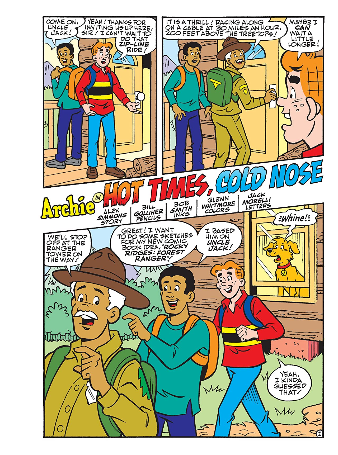 Archie & Friends Digital Digest #1