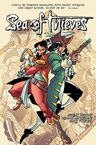 Sea of Thieves Tome 1