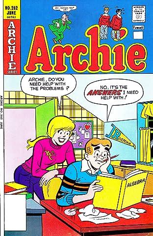 Archie #262