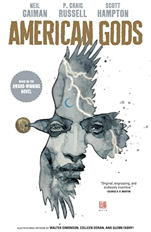 American Gods Vol. 1: Shadows